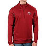 Antigua Men's Western Kentucky Hilltoppers Red Generation Half-Zip Pullover Shirt