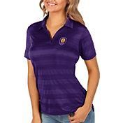 Antigua Women's Orlando City Purple Compass Polo