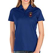 Antigua Women's Chicago Fire Navy Balance Polo