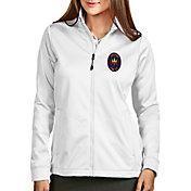 Antigua Women's Chicago Fire Full-Zip Golf White Jacket