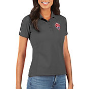 Antigua Women's Colorado Rapids Grey Legacy Pique Polo