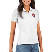 Antigua Women's Colorado Rapids Legacy Pique White Polo