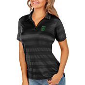 Antigua Women's Austin FC Black Compass Polo