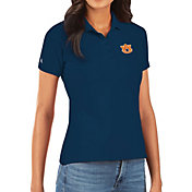 Antigua Women's Auburn Tigers Blue Legacy Pique Polo