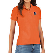 Antigua Women's Auburn Tigers Orange Legacy Pique Polo