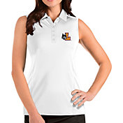 Antigua Women's Loyola-Chicago Ramblers Tribute Sleeveless Tank White Top