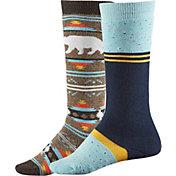 Alpine Design Boys' Snow Sport Socks - 2 Pack