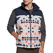 Alpine Design Men's Printed Ember Mountain Down Vest