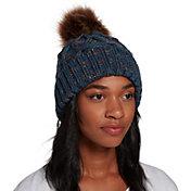 Alpine Design Women's Chunky Knit Beanie
