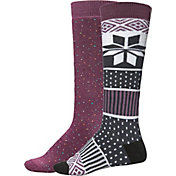 Alpine Design Women's Snow Sport Socks - 2 Pack