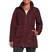 Alpine Design Women's Geysir Synthetic Parka Jacket