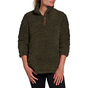 Alpine Design Women's Lowlands Sherpa 1/4 Zip Pullover