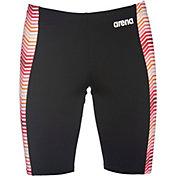 arena Men's Multicolor Stripes Jammer