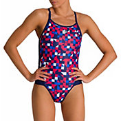 arena Women's USA Superfly Back One Piece Swimsuit