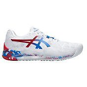 Asics Men's GEL-Resolution 8 Retro Tokyo Tennis Shoes