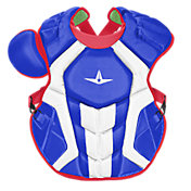 All-Star Adult 16.5'' S7 AXIS NOCSAE Custom Chest Protector