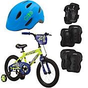 "Boys' Carbide 16"" Bike Package"