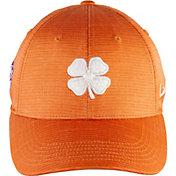 Black Clover Men's Crazy Luck Clemson Tigers Golf Hat