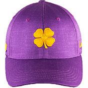 Black Clover Men's Crazy Luck LSU Tigers Golf Hat