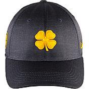 Black Clover Men's Crazy Luck Iowa Hawkeyes Golf Hat