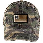 Black Clover Men's Veteran Golf Hat