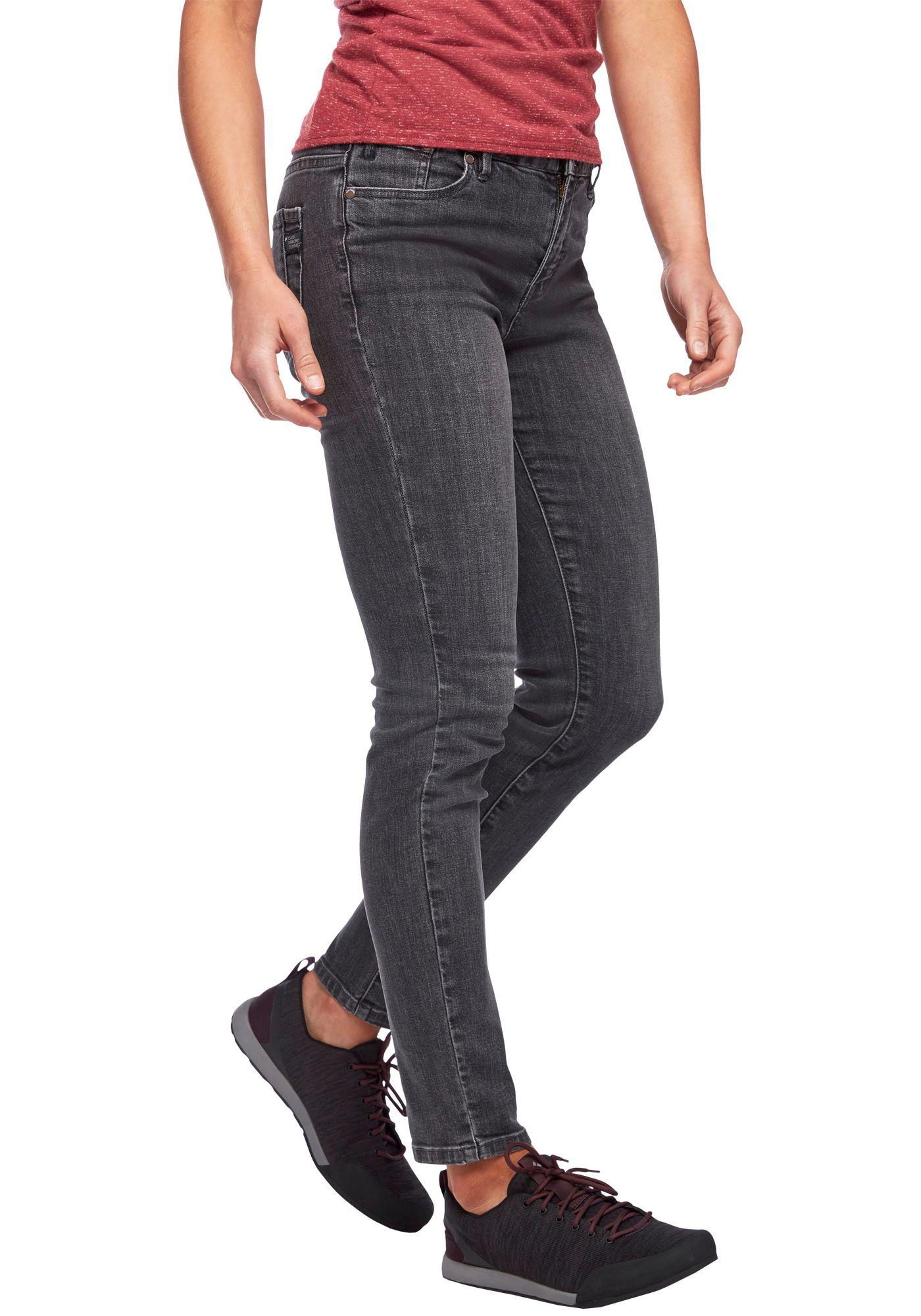 Black Diamond Women's Crag Denim Pants