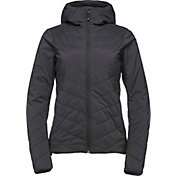 Black Diamond Women's First Light Stretch Full Zip Jacket