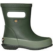 BOGS Boys' Skipper Waterproof Boots