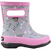 BOGS Girls' Skipper Dragonfly Waterproof Boots