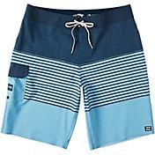 Billabong Men's All Day Heather Stripe Pro Board Shorts