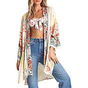 Billabong Women's Fire Nights Kimono Top