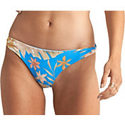 Billabong Women's Palm Rise Twisted Lowrider Bikini Bottoms