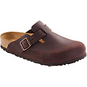 Birkenstock Women's Boston Soft Footbed Casual Shoes