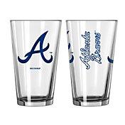 Boelter Atlanta Braves 16oz. Pint Glass