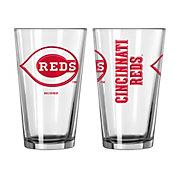 Boelter Cincinnati Reds 16oz. Pint Glass