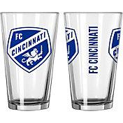 Boelter FC Cincinnati 16oz. Pint Glass