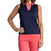 Bette & Court Women's Adria Sleeveless Polo