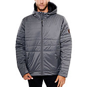 Be Boundless Men's Soft Touch Nylon Hooded Jacket