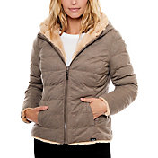 Be Bounless Hooded Jacket Reversible To Faux Fur
