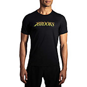 Brooks Men's Distance Graphic Short Sleeve T-Shirt