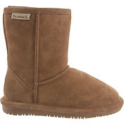 BEARPAW Kids' Eva NeverWet Sheepskin Boots