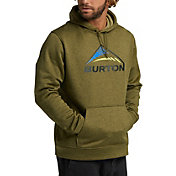 Burton Men's Oak Seasonal Pullover Hoodie