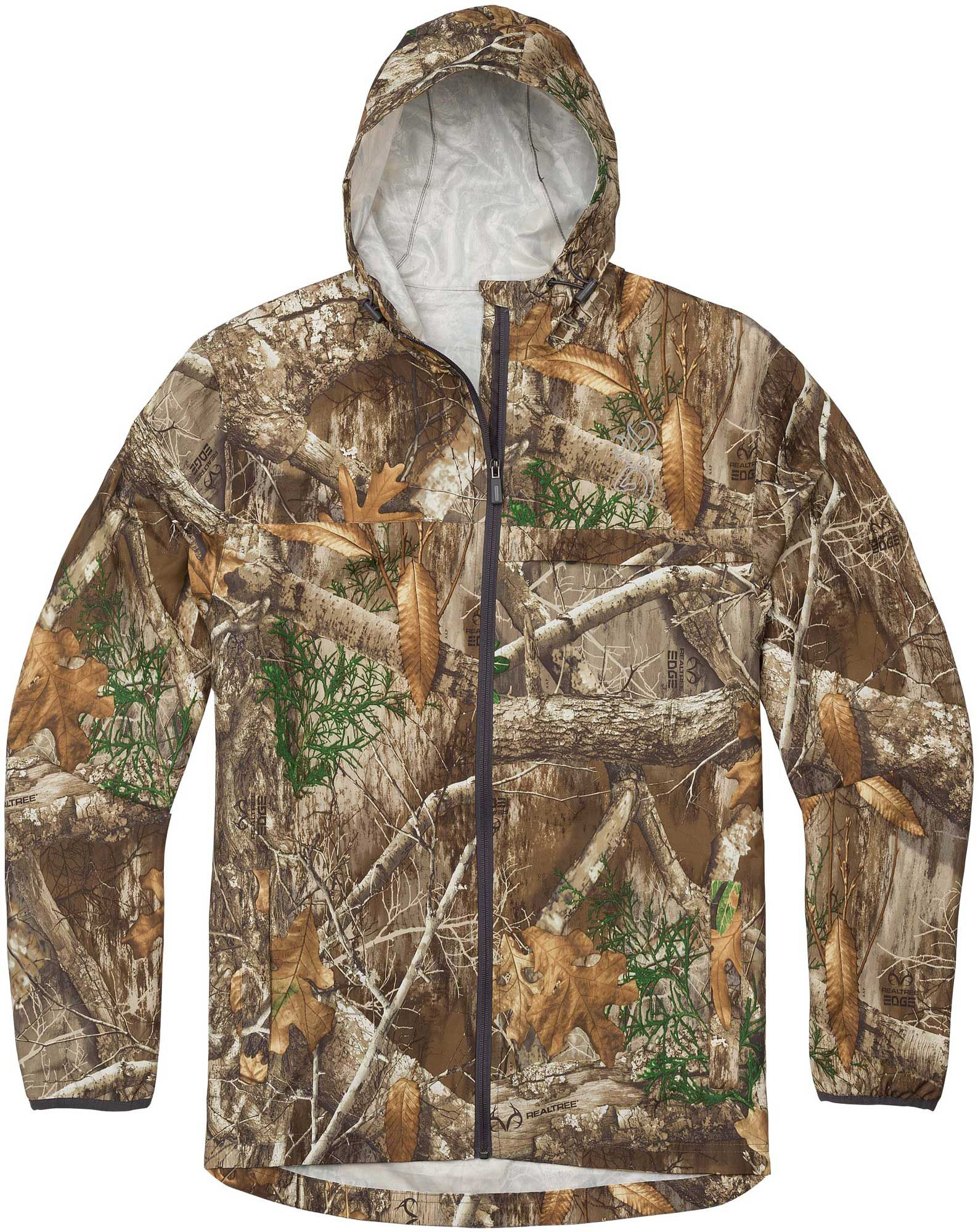 Browning CFS Hunting Rain Jacket, Men's, Medium, Mossy Oak Breakup Country
