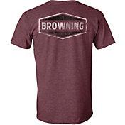 Browning Men's Hexagon Billboard Short Sleeve T-Shirt
