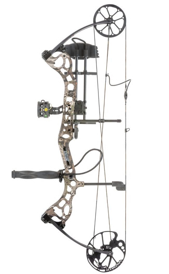 Bear Archery RTH Compound Bow Package