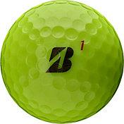 Bridgestone 2020 TOUR B RX Optic Yellow Personalized Golf Balls