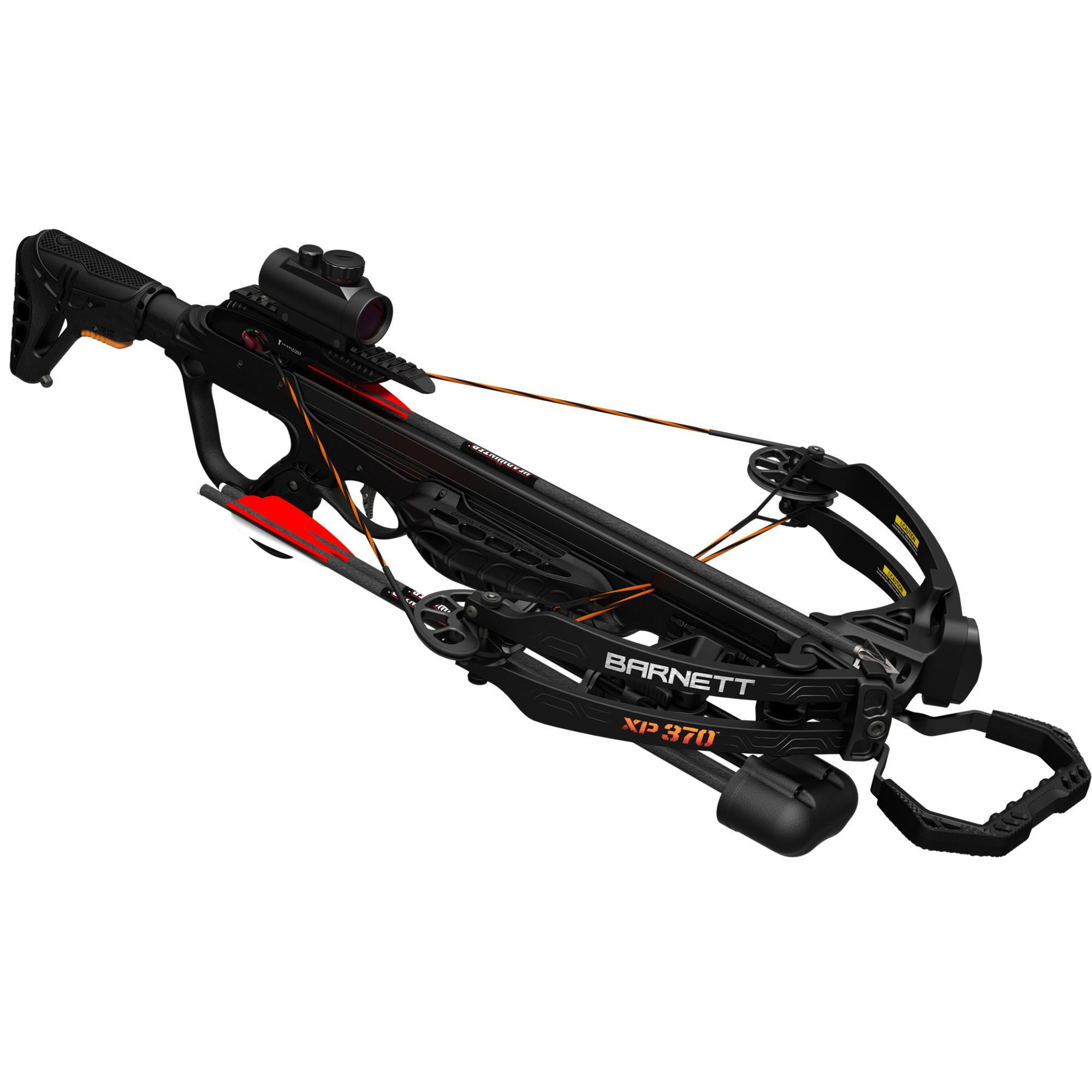 Barnett Explorer XP370 Crossbow Package – 370 fps, aluminum