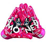Battle Youth Money Man Receiver Gloves