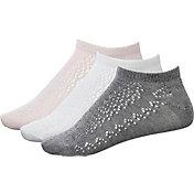 CALIA by Carrie Underwood Women's Pointelle Low Cut Socks - 3 Pack
