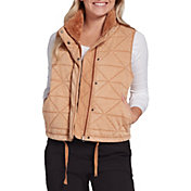 CALIA by Carrie Underwood Women's Cropped Vest